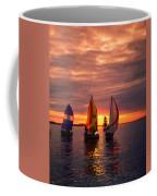 Sailing Yachts Coffee Mug