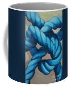 Sailor Knot 8 Coffee Mug