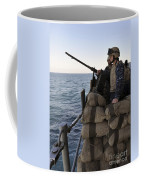 Sailors Stand Small Caliber Attack Team Coffee Mug