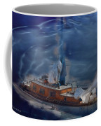 Sails Down Coffee Mug