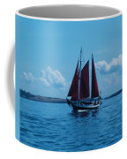 Sails Off The San Juans Coffee Mug