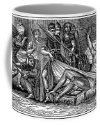 Saint Lawrence (c225-258) Coffee Mug by Granger