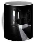 Saint Louis Soldiers Memorial Black And White Coffee Mug