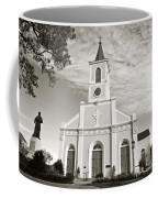 Saint Martin De Tours - Sepia Coffee Mug