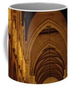 Saint Marys Church Interior 2 Coffee Mug