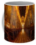Saint Marys Church Interior 3 Coffee Mug