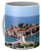 Saint Stephen In Montenegro Coffee Mug