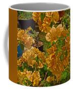 Salmon Bouganvilla Coffee Mug