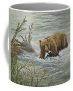 Salmon For Lunch Coffee Mug