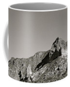 Salt River Black And White Coffee Mug