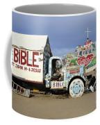 Salvation Mountain California 1 Coffee Mug