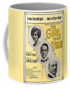 Same Sort Of Girl Coffee Mug by Mel Thompson