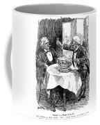 Samuel Clemens Cartoon Coffee Mug