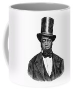 Samuel D. Burris Coffee Mug by Granger