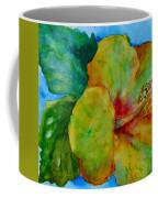 San Diego Hibiscus Study I Underwater Coffee Mug