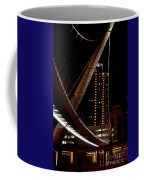 San Diego Lights At Night Coffee Mug