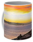 San Francisco Bay Wide View Coffee Mug