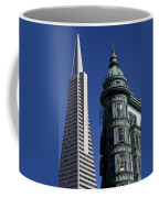 San Francisco Buildings Coffee Mug