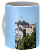San Francisco Coit Tower Coffee Mug