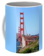 San Francisco Golden Gate Bridge . 7d8157 Coffee Mug