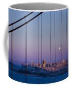 San Francisco Moon Coffee Mug
