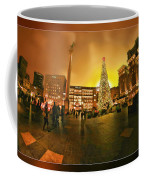 San Francisco Union Square Xmas Coffee Mug