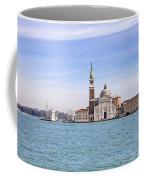 San Giorgio Maggiore Coffee Mug by Joana Kruse