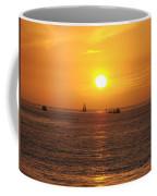 San Juan Capistrano Beach Sunset Coffee Mug