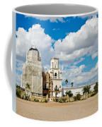 San Xavier Mission Tucson Az  Coffee Mug
