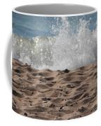 Sand And Surf Coffee Mug