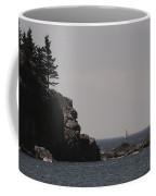Sand Beach Cove Coffee Mug