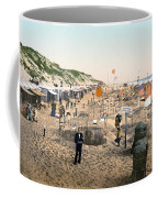 Sand Castles, C1895 Coffee Mug