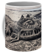 Sand Dragon Sculputure Coffee Mug