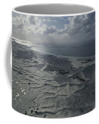 Sand Dune Complex Along The Shore Coffee Mug