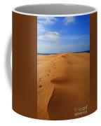Sand Dune Of Canaria Coffee Mug