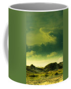 Sand Dunes And Clouds Coffee Mug by Marilyn Hunt