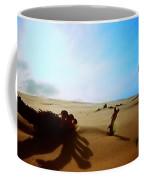 Sand Nature Near Oceon Coffee Mug