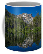 Sand Pond Panorama Coffee Mug