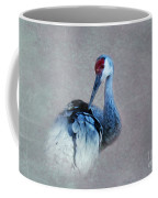 Sandhill Crane 2 Coffee Mug