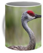 Sandhill Profile Coffee Mug
