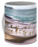 Sandpiper Evening Coffee Mug