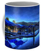 Sandpoint Marina And Power House 3 Coffee Mug