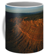 Sandstone-capped Escarpment Coffee Mug