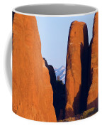 Sandstone Fins Coffee Mug