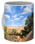 Sandstone Sky Coffee Mug by Gary Whitton