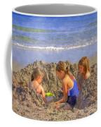 Sandy Fingers Sandy Toes Coffee Mug