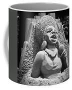 Sandy Jazz Singer Coffee Mug