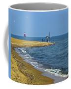 Sandy Point Fisherman Coffee Mug