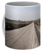 Sandy Road Coffee Mug