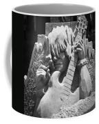 Sandy Rock Musician Coffee Mug